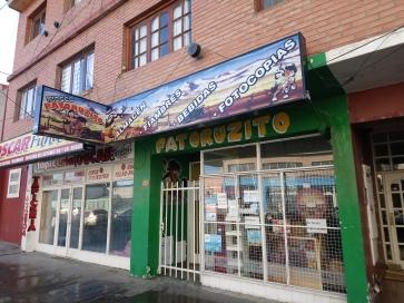 Patoruzito, kiosco [Julio]