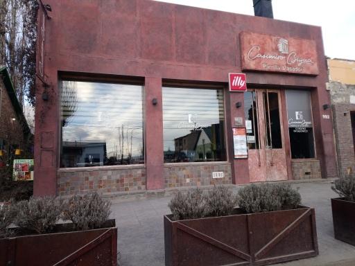 Casimiro Bigua restaurante [Julio]