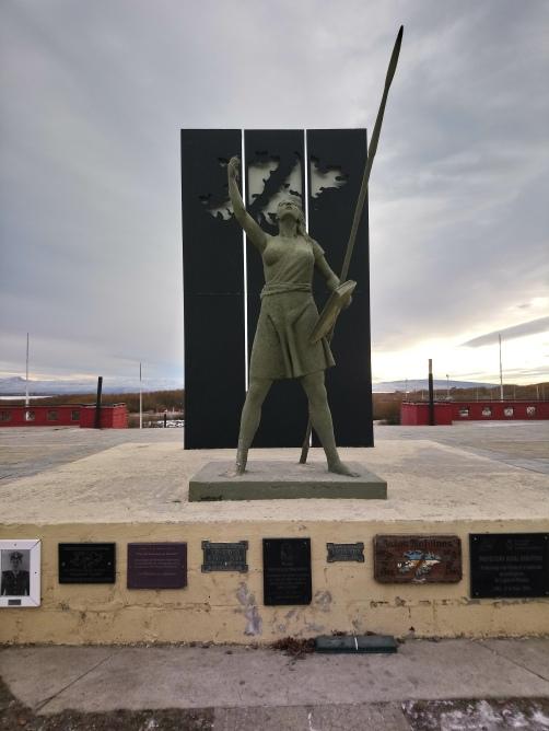 Homejane a los veteranos de guerra en Malvinas [Julio]