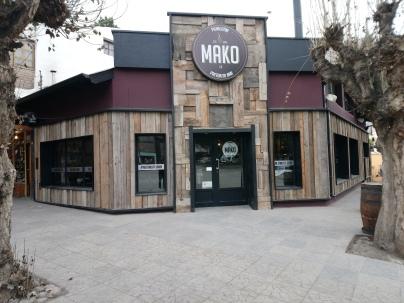 Mako restaurante [Julio]