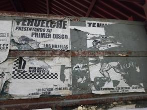 Disco Tehuelche [Julio]