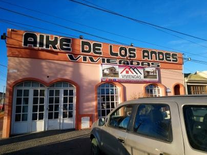 Aike de los Andes, viviendas [Julio]