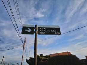 Calle Camusu Aike [Julio]