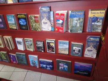 Colección de libros, Espacio Ñandú [Julio]