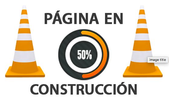 Pagina web en construccion